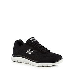 Skechers - Black 'Flex Advantage Covert' trainers