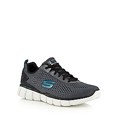 Skechers - Dark grey 'Equalizer 2.0 Settle the Score' trainers
