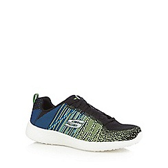Skechers - Multi-coloured 'Burst û In the Mix' trainers