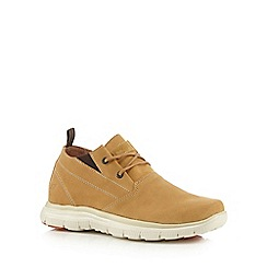 Skechers - Light tan 'Hinton Franken' Chukka boots