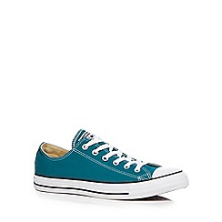 Converse - Turquoise 'Chuck Taylor Allstar' trainers