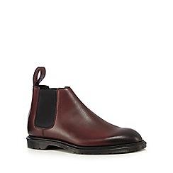 Dr Martens - Plum 'Wilde' Chelsea boots