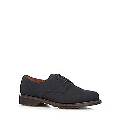 Dr Martens - Navy 'Octavius' formal lace up shoes