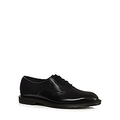Dr Martens - Black 'Fawkes' Oxford lace up shoes