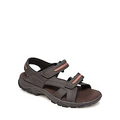 Timberland - Brown 'Carbondale' sandals