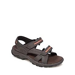Timberland - Brown 'Carbondale' sandals