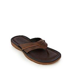 Timberland - Brown 'Originals' sandals