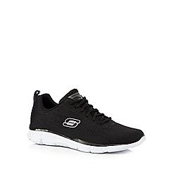 Skechers - Black 'Equalizer Quick Reaction' trainers