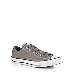 Converse - Grey 'All Star' trainers