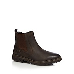 Rockport - Dark brown Chelsea boots