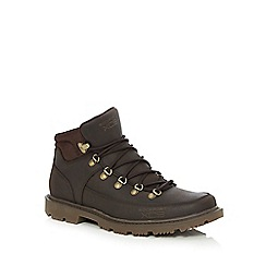 Rockport - Brown 'Redemption' slip resistant boots