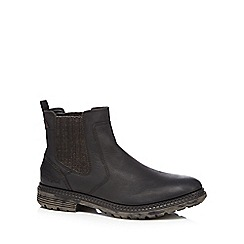 Rockport - Black 'Urban Retreat' Chelsea boots