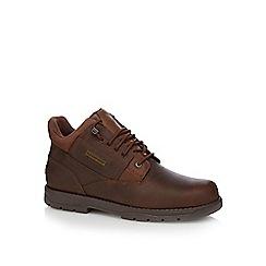 Rockport - Tan 'Treeline' boots