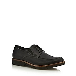 Lotus Since 1759 - Black 'Tomlinson' lace up shoes