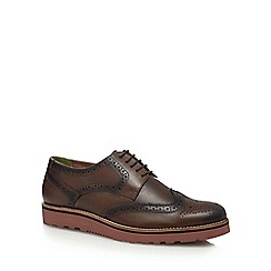 Lotus Since 1759 - Brown 'Bradshaw' brogues