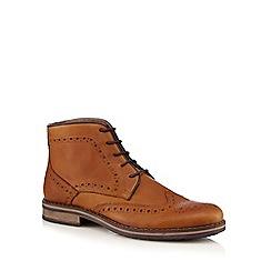 Lotus Since 1759 - Tan 'Hawthorn' chukka boots