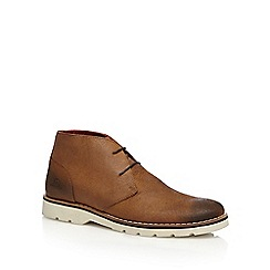 Chatham Marine - Tan 'Ellis' Chukka boots