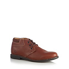 Chatham Marine - Brown 'Tor' shoe boots