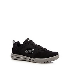 Skechers - Black memory foam trainers