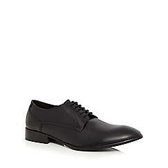 Base London - Black 'Morse' Derby shoes