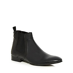 Base London - Black 'Forbes' Chelsea boots