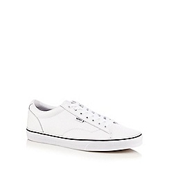 Vans - White 'Dawson' lace up shoes