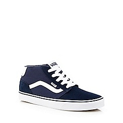 Vans - Navy 'Chapman' high tops