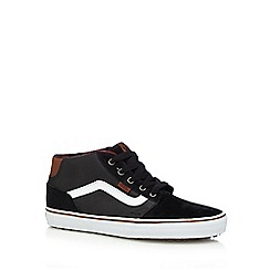 Vans - Black 'Chapman' shoe boots