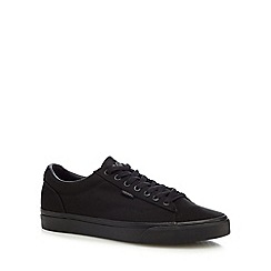 Vans - Black 'Dawson' lace up shoes