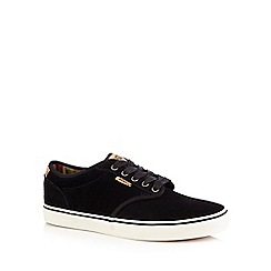 Vans - Black 'Atwood Deluxe' lace up shoes