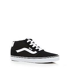 Vans - Black 'Chapman' chukka boots