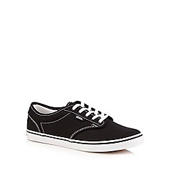 Vans - Black 'Atwood' lace up shoes