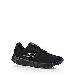 Skechers - Black 'Go Run 400' trainers