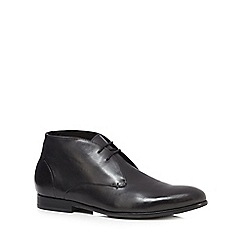 H By Hudson - Back leather chukka boots