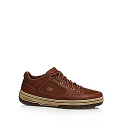 Caterpillar - Tan 'Assign' casual shoes