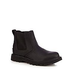 Caterpillar - Black 'Stoic' Chelsea boots
