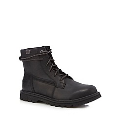 Caterpillar - Black 'Swingshift' boots