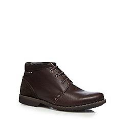 Chatham Marine - Dark brown 'Ibsen' Chukka boots