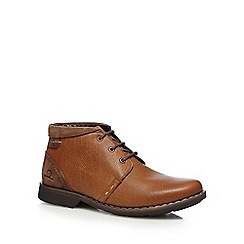Chatham Marine - Brown 'Ibsen' Chukka boots