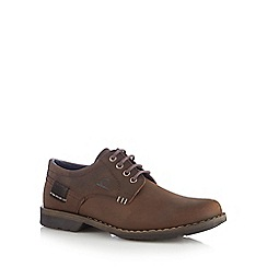 Chatham Marine - Dark brown 'Isaac' Derby shoes