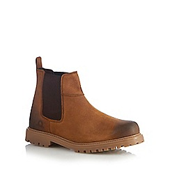 Chatham Marine - Tan 'Killerton' Chelsea boots