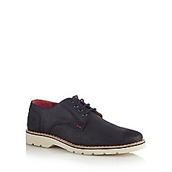 Chatham Marine - Navy 'Dexter' lace up shoes