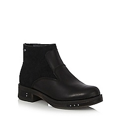 Caterpillar - Black 'Zoe' ankle boots