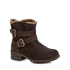 Caterpillar - Brown 'Jory' boots