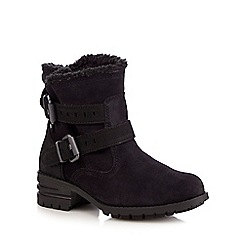 Caterpillar - Black 'Jory' boots
