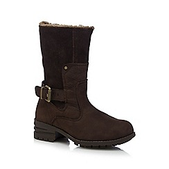 Caterpillar - Brown 'Randi' boots