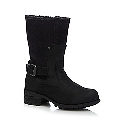 Caterpillar - Black 'Randi' boots