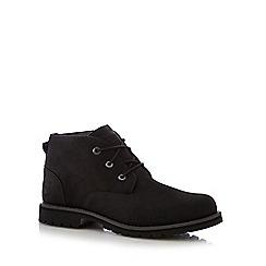 Timberland - Black 'Larchmont' waterproof chukka boots