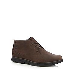 Timberland - Brown 'Bradstreet' boots