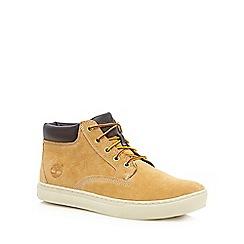 Timberland - Beige 'Dauset' Chukka boots